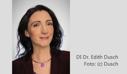 DI Dr. Edith Dusch, Foto: (c) Dusch