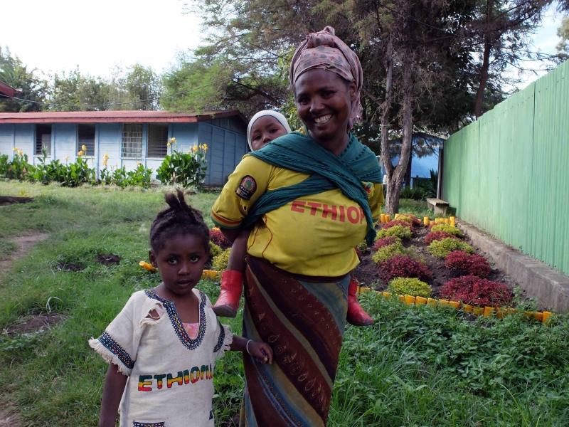 Mit Digitalisierung gegen KindersterblichkeitFoto: (c) sametinger